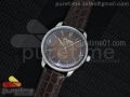 Senator Automatic SS Brown Dial on Brown Leather Strap A3959