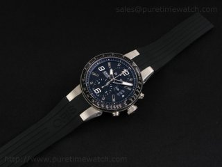 Williams F1 Chronograph Black Dial