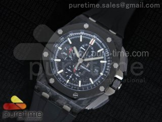 Royal Oak Offshore 44mm Forged Carbon JF 1:1 Best Edition A3126