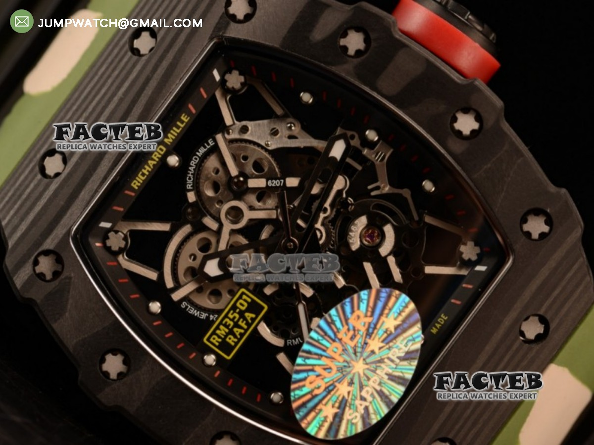 Replica Richard Mille RM35-01 Watch